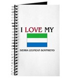 I Love My Sierra Leonean Boyfriend Journal