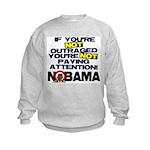 Outraged Kids Sweatshirt