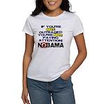Outraged Women's T-Shirt