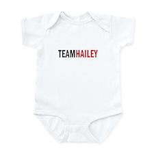 Hailey Infant Bodysuit