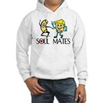 Macaroni And Cheese Hooded Sweatshirt