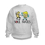 Macaroni And Cheese Kids Sweatshirt