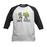 Macaroni And Cheese Kids Baseball Jersey