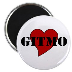 "Love Gitmo 2.25"" Magnet (10 pack)"