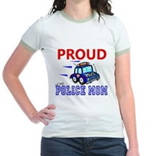 Proud of My Police Mom T
