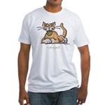 Catnipped Fitted T-Shirt