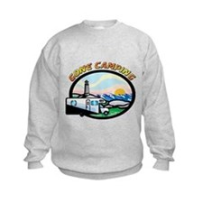 Gone Camping Sweatshirt