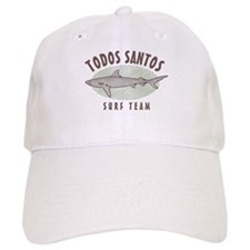 Todos Santos Surf Team Baseball Cap