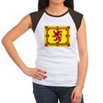 Scotland Women's Cap Sleeve T-Shirt