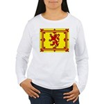 Scotland Women's Long Sleeve T-Shirt