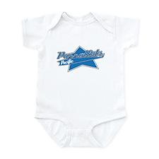 Baseball Parrotlet Baby Bodysuit