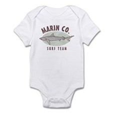 Marin County Surf Team Infant Bodysuit