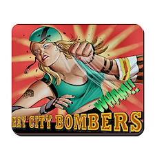 Bombers Mousepad