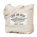 Cabo San Lucas Surf Team Tote Bag