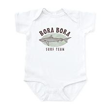 Bora Bora Surf Team Infant Bodysuit