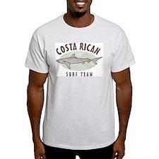Costa Rican Surf Team T-Shirt