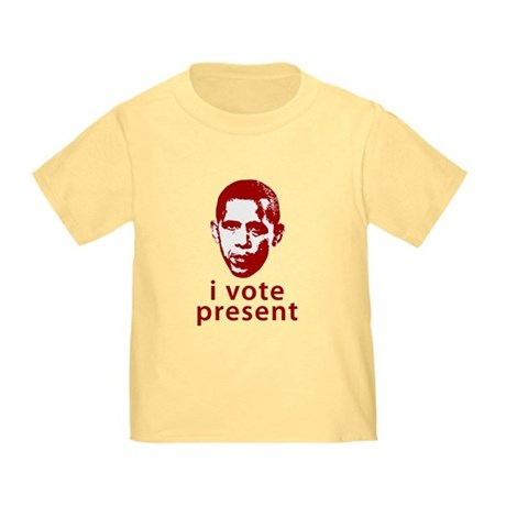 iVote Present Toddler T-Shirt