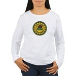 Kansas Game Warden Women's Long Sleeve T-Shirt