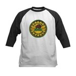 Kansas Game Warden Kids Baseball Jersey
