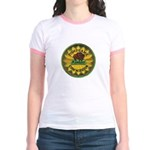 Kansas Game Warden Jr. Ringer T-Shirt