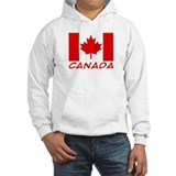 Canadian Flag Jumper Hoody