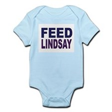 FEED LINDSAY Infant Creeper