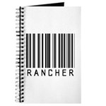 Rancher Barcode Journal