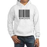 Rancher Barcode Hooded Sweatshirt