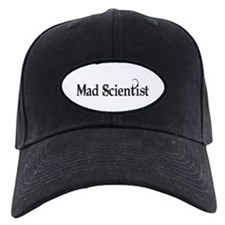 Mad Scientist Baseball Hat