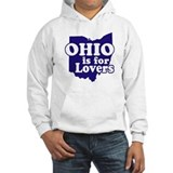 Ohio is for Lovers Hoodie Sweatshirt