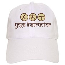Yoga Instructor Baseball Cap