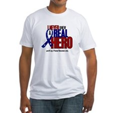 Never Knew A Hero 2 Military (Friend) Shirt
