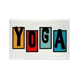 YOGA Rectangle Magnet (10 pack)