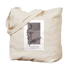 """Our Daily Bread"" Tote Bag"