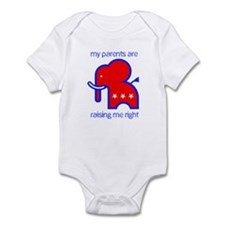 Republican Infant Bodysuit