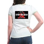 Stop Sign Jr. Ringer T-Shirt