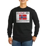 I Love My Norwegian Boyfriend T
