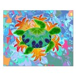 Flame Turtle Small Poster