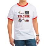 Teachers Do It With Class Ringer T