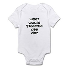 Tweedledee Infant Bodysuit
