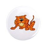 Tiger 3.5&quot; Button (100 pack)