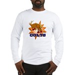 Colts Mascot Long Sleeve T-Shirt