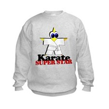 Karate Super Star Sweatshirt