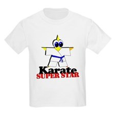 Karate Super Star T-Shirt