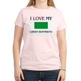 I Love My Libyan Boyfriend T-Shirt
