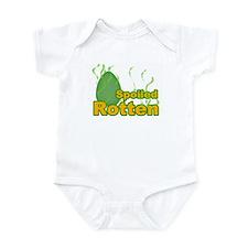 Spoiled Rotten Infant Bodysuit