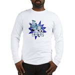 Jets Soccer Mascot Long Sleeve T-Shirt