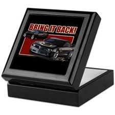 Bring It Back In Black Keepsake Box