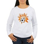 Soccer Grandma Women's Long Sleeve T-Shirt