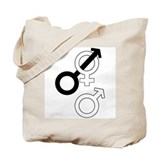 Cuckold Sex Symbols Tote Bag